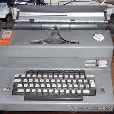 Antigüedades: MAQUINA DE ESCRIBIR ELECTRICA OLIVETTI EDITOR 4C.. Lote 21654409