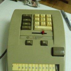 Antigüedades: CALCULADORA ELECTRICA CONTEX-20 AÑOS 60 (EN -VER DETALLE). Lote 26007573