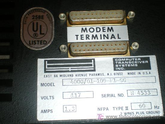 Antigüedades: maquina de escribir americana muy dificil de conseguir ver fotos - Foto 2 - 23634793