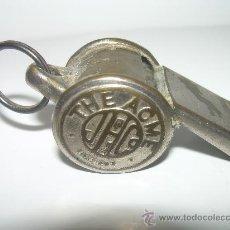 Antigüedades: ANTIGUO Y BONITO SILBATO. Lote 22005486