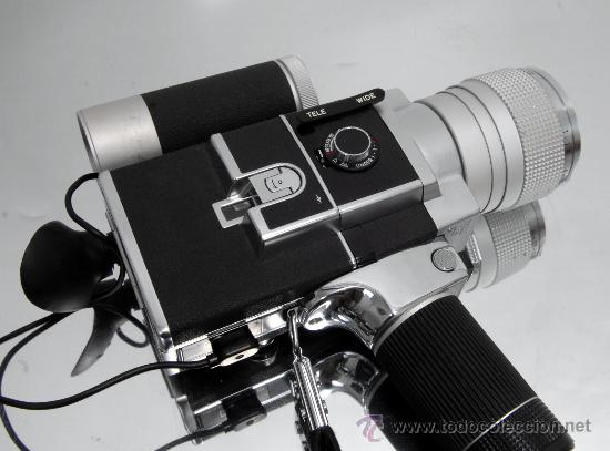 Antigüedades: MINOLTA AUTOPAK-8 D10 SUPER 8 - Foto 3 - 171970735