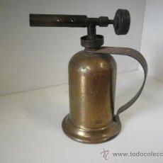 Antigüedades: PEQUEÑO SOPLETE ANTIGUO. Lote 17866626