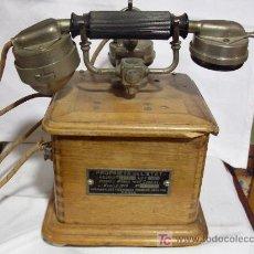 Teléfonos: TELEFONO THOMSON-HOUSTON. Lote 27381563