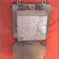 Antigüedades: TIMBRE ELECTRICO VIVIENDA SXIX. Lote 18052341