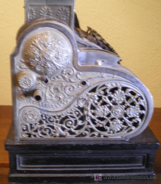 Antigüedades: CAJA REGISTRADORA NATIONAL - Foto 5 - 26492222