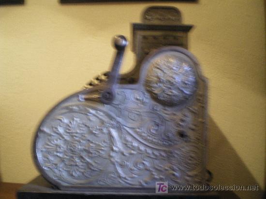 Antigüedades: CAJA REGISTRADORA NATIONAL - Foto 3 - 26492222
