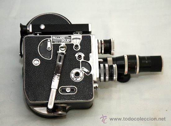 Camara De Cine Bolex Paillard 16mm