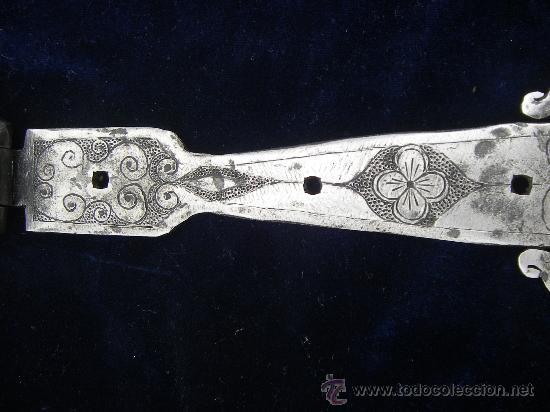Antigüedades: BISAGRAS RESTAURACION ARCA - Foto 4 - 104005863