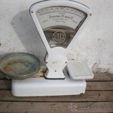 Antigüedades: BALANZA DE TIENDA ANTONIO PESSOA. Lote 67374698