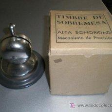 Antiguidades: ANTIGUO TIMBRE DE MESA. Lote 26266335