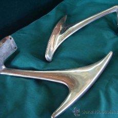 Antigüedades: PAREJA DE CORNAMUSAS DE AMARRE.. Lote 26547474
