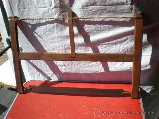 SIERRA CARPINTERO ANTIGUA (Antigüedades - Técnicas - Herramientas Profesionales - Carpintería )