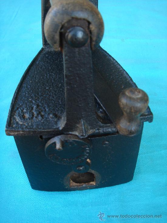 Antigüedades: DETALLE CON AGUJERO ABIERTO - Foto 4 - 26831157