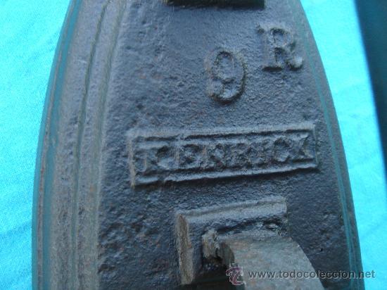 Antigüedades: DETALLE.- KENRICK 9 R - Foto 2 - 27110353