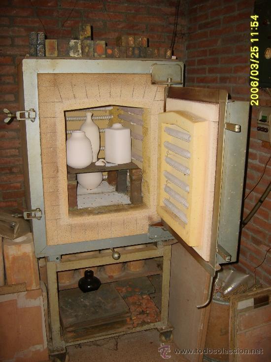 Horno el ctrico para cer mica comprar varias for Medidas de hornos electricos