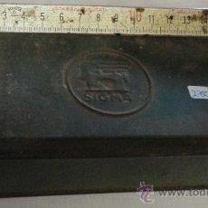 Antigüedades: CAJA SIGMA.. Lote 27064558