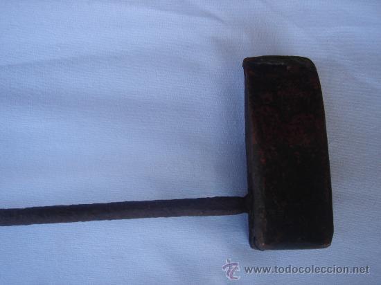 Antigüedades: VISTA DE LA PIEZA DE SOLDAR - Foto 5 - 26627438