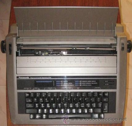 Antigüedades: PANASONIC ELECTRONICA R191. ENVIO CERTIFICADO INCLUIDO. - Foto 2 - 27560777