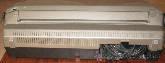 Antigüedades: PANASONIC ELECTRONICA R191. ENVIO CERTIFICADO INCLUIDO. - Foto 4 - 27560777