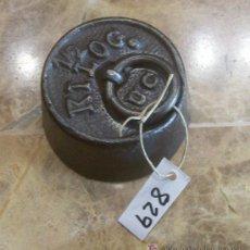 Antiquités: ANTIGUA PESA DE HIERRO. Lote 26131248