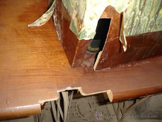 Antigüedades: rotura de la mesa y la tapa - Foto 5 - 26097748