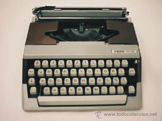 MÁQUINA DE ESCRIBIR JAPY MODELO MESSAGE (Antigüedades - Técnicas - Máquinas de Escribir Antiguas - Otras)