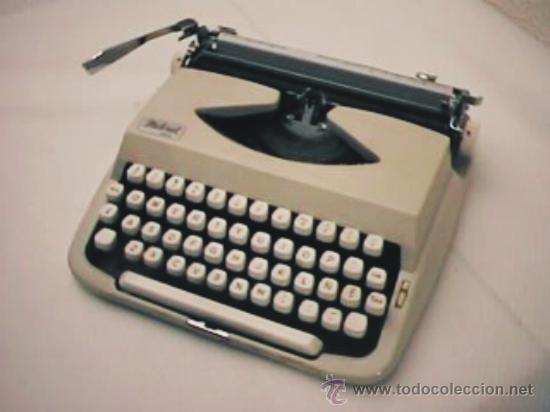 MÁQUINA DE ESCRIBIR MITORAL 1500 (Antigüedades - Técnicas - Máquinas de Escribir Antiguas - Otras)
