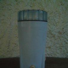 Antigüedades: MOLINILLO DE CAFE MARCA ELAUL FUNCIONA 120 V Nº 603. Lote 21458495