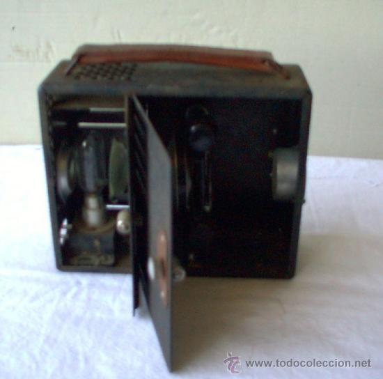 Antigüedades: PROYECTOR CAMERAFIX S.T. - Foto 2 - 21573610