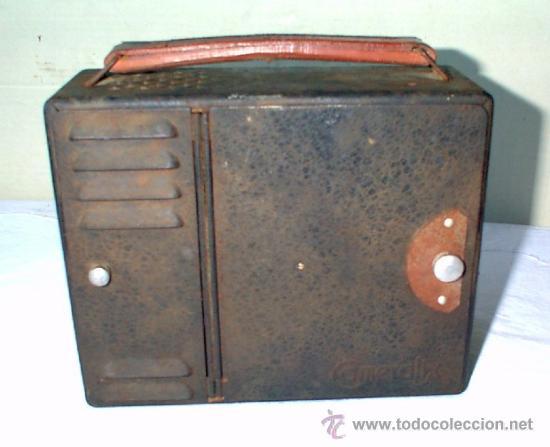 Antigüedades: PROYECTOR CAMERAFIX S.T. - Foto 4 - 21573610