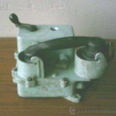 Teléfonos: TELEFONO BARCO DE CUBIERTA DE HIERRO .. TELEPHONE LONDON 1967. Lote 21681485