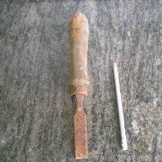 Antigüedades - viejo formon de carpintero - 22121353