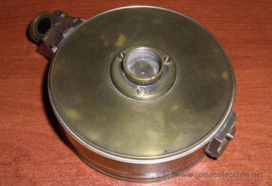 Antigüedades: Interesante brújula de principios del siglo XX - Foto 3 - 22092375