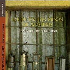 Antigüedades: LÁMPARAS DE MINERO.. Lote 26407631
