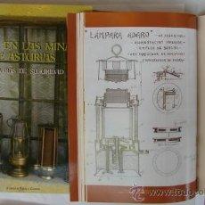 Antigüedades: LUCES EN LAS MINAS: LÁMPARAS DE SEGURIDAD.. Lote 174580009