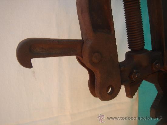 Antigüedades: DETALLE DEL ENGANCHE - Foto 6 - 26344882