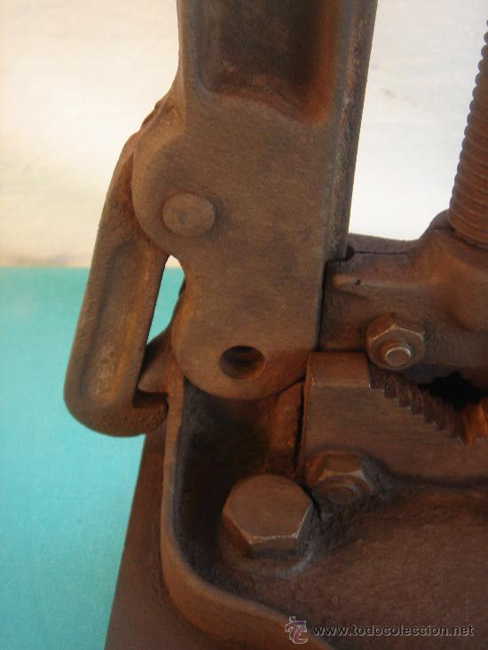 Antigüedades: DETALLE DEL ENGANCHE - Foto 8 - 26344882