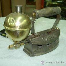 Antigüedades: PLANCHA VOLCAN. Lote 26483362