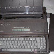Antigüedades: ANTIGUA MAQUINA ELECTRICA OLIVETTI ET PERSONAL 550. Lote 22663033