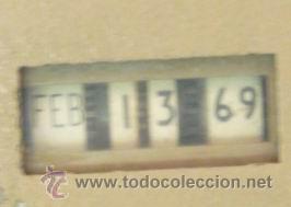 Antigüedades: Colección National-NCR-terminal financiero modelo 41- caja registradora hasta feb- 1969 en Paterna - Foto 2 - 209317971