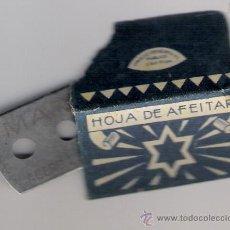 Antigüedades: HOJA DE AFEITAR **SELECTA** CON SU HOJA DE AFEITAR . Lote 22725421