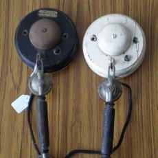 Teléfonos: PAREJA DE TELEFONOS .. TELEFONÍA GENERAL JUAN RIPOLLES – VALENCIA. Lote 22778773