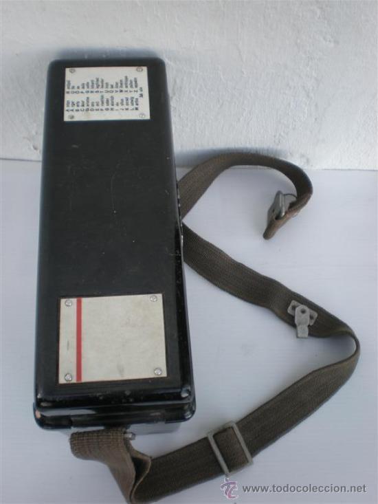 Teléfonos: telefono portatil antiguo - Foto 3 - 22781854