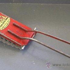 Antiquitäten - curiosa lima de hierro (19,8cm aprox de largo) - 24479946