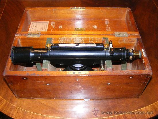 NIVEL (Antigüedades - Técnicas - Otros Instrumentos Ópticos Antiguos)