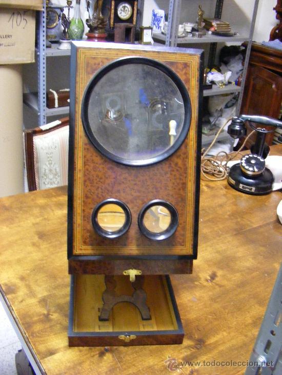 LUPA PARA FOTOS (Antigüedades - Técnicas - Instrumentos Ópticos - Lupas Antiguas)