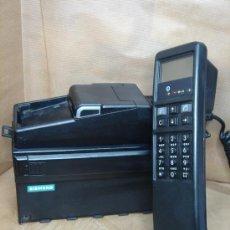 Teléfonos: ANTIGUO TELEFONO MOVIL DE MALETA - SIEMENS C3 - C-3 AÑOS 80S/90S - COCHE. Lote 27390955