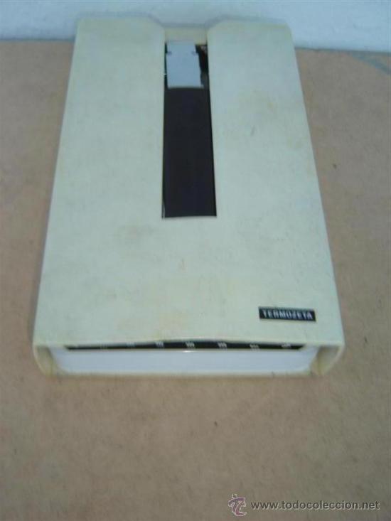 Antigüedades: plancha de viaje años 70 - Foto 4 - 23322127