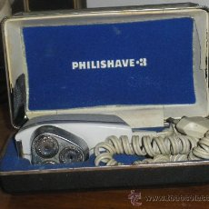 Antigüedades: MAQUINA DE AFEITAR PHILIPSHAVE 3.. Lote 23503639