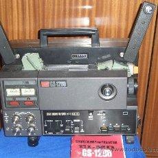 Oggetti Antichi: PROYECTOR ESTEREO SOUND 8 MM ELMO GS-1200. Lote 24932928